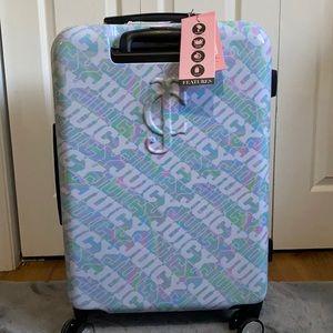 Juicy Couture Medium Suitcase/Luggage